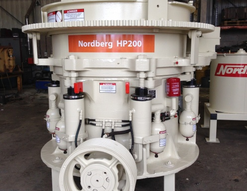 FOR SALE Nordberg HP200 cone crusher