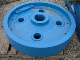 Flywheel Plain 23MS48