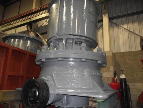 Electric Motor Bushing Lubrication Packing