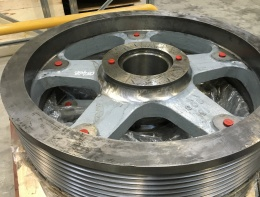 Flywheel C-12 / C-12+ J4200000
