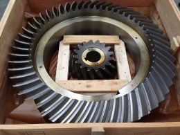 42x65 Gear & Pinion Set 07-345-789-20
