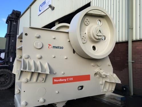 Metso Nordberg C125 - crushers co uk