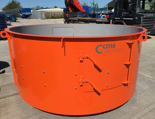 CS660 Feed Hopper Assembly 442-9120-00
