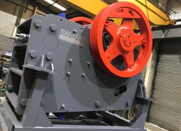 Sandvik® QJ241 Static Jaw Crusher