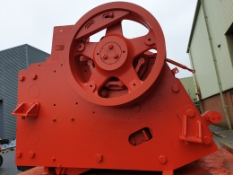 Sandvik® QJ340 | C-12 Jaw Crusher