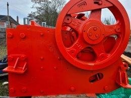 Sandvik® QJ241 | C-10 Jaw Crusher
