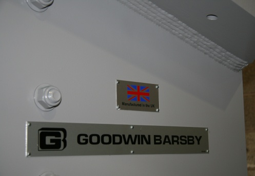 Goodwin Barsby Made in UK